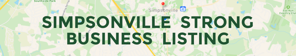 Simpsonville Strong Business Listing Horizontal