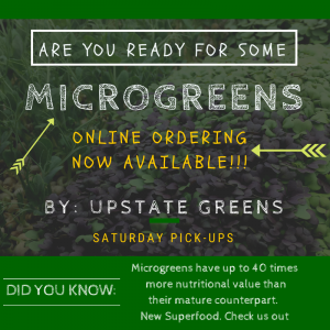 Upstate Greens
