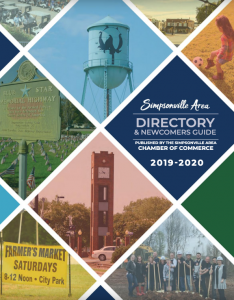 2019-2020 Directory Cover