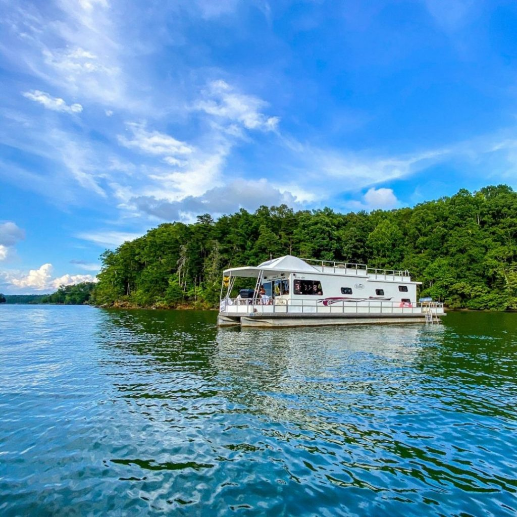 houseboat rentals sml