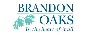 Brandon Oaks logo