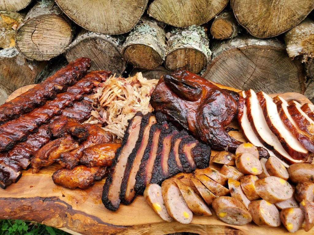 Rib Country display