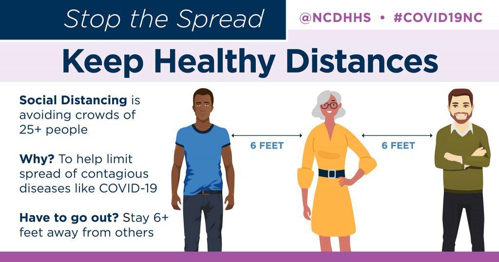 Healthy Distances