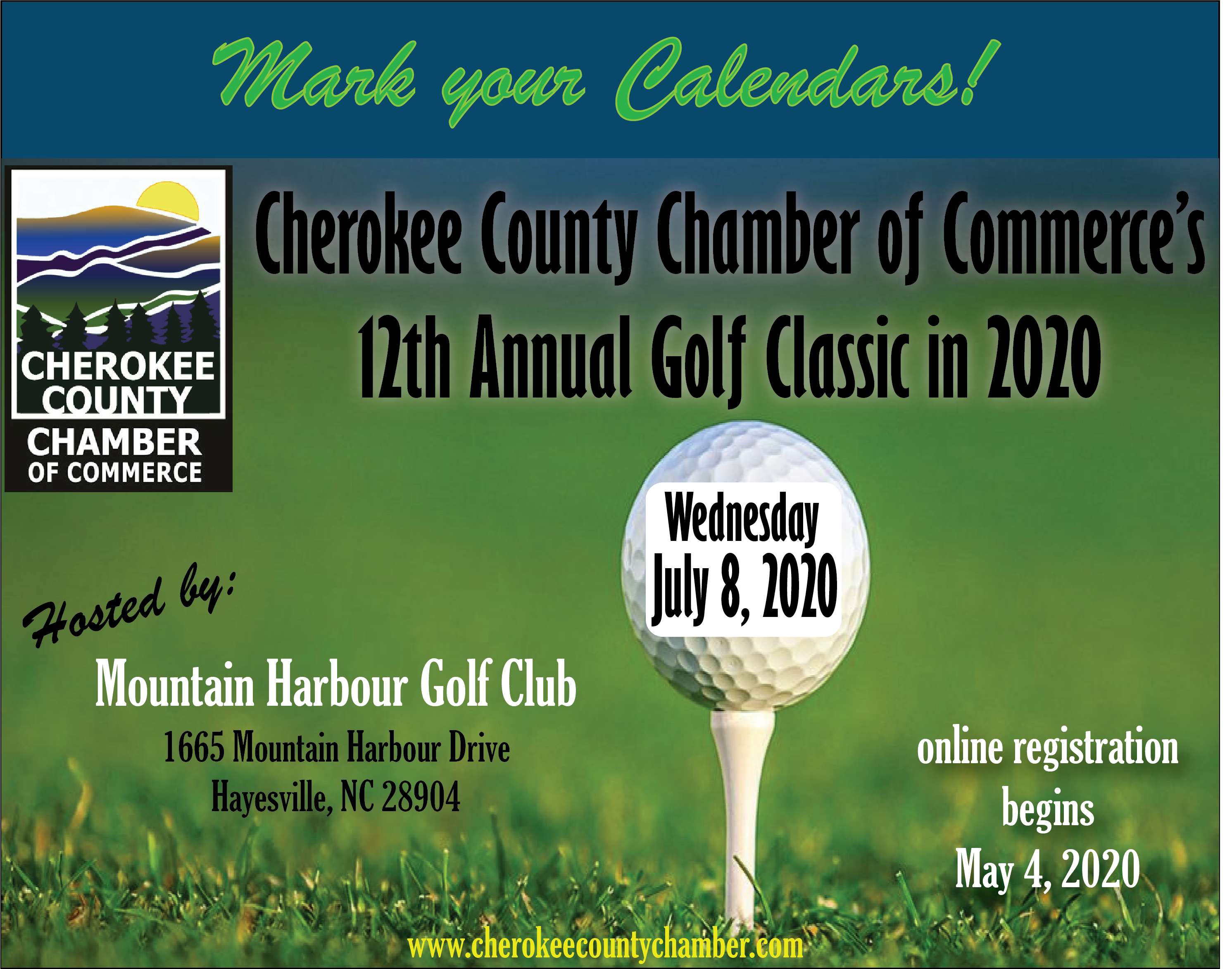 Golf Classic 2020 July HP