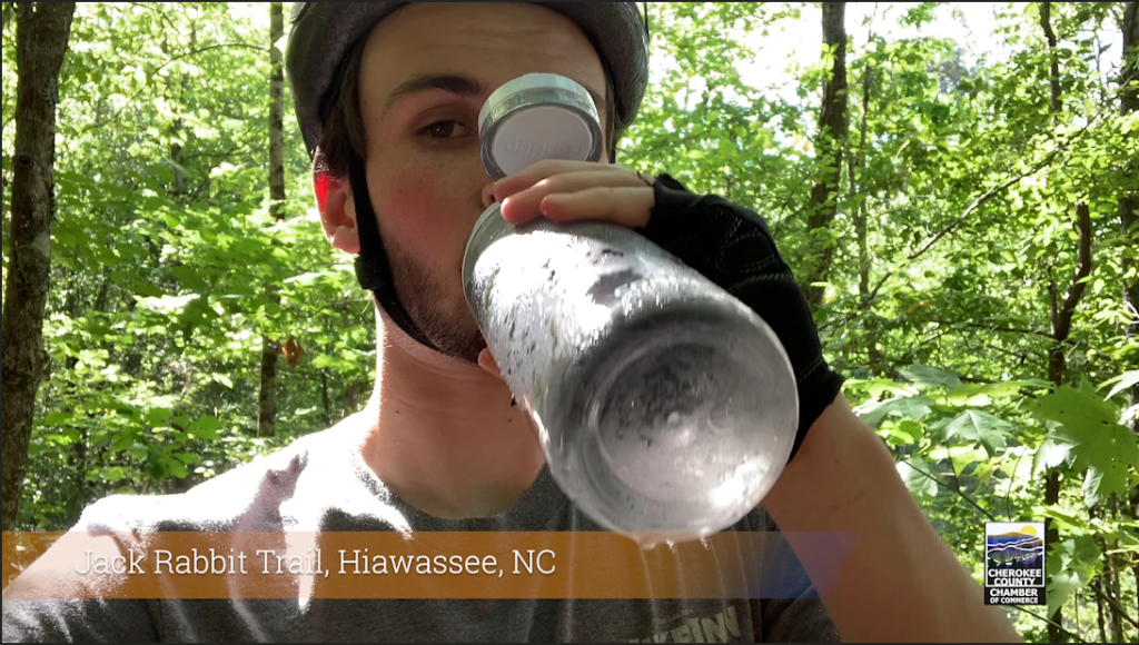 On the Road with Riley - Jack Rabbit Trails, Hiawassee, NC