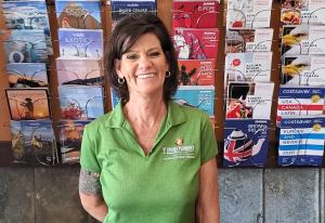 Judy Bruce, Cruise Planners, Murphy, NC