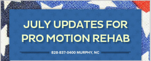 Pro Motion Rehab | Murphy NC