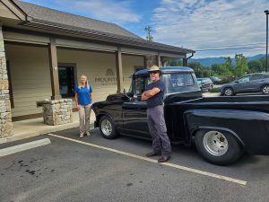 Mountain Credit Helps Customer Get Dream Truck