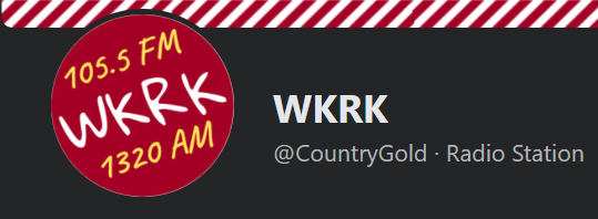 WKRK 105.5 FM & 1320 AM