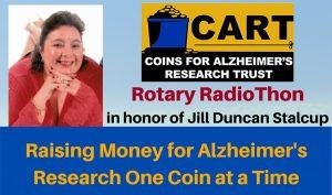 Rotary Club of Murphy NC hosts RadioThon