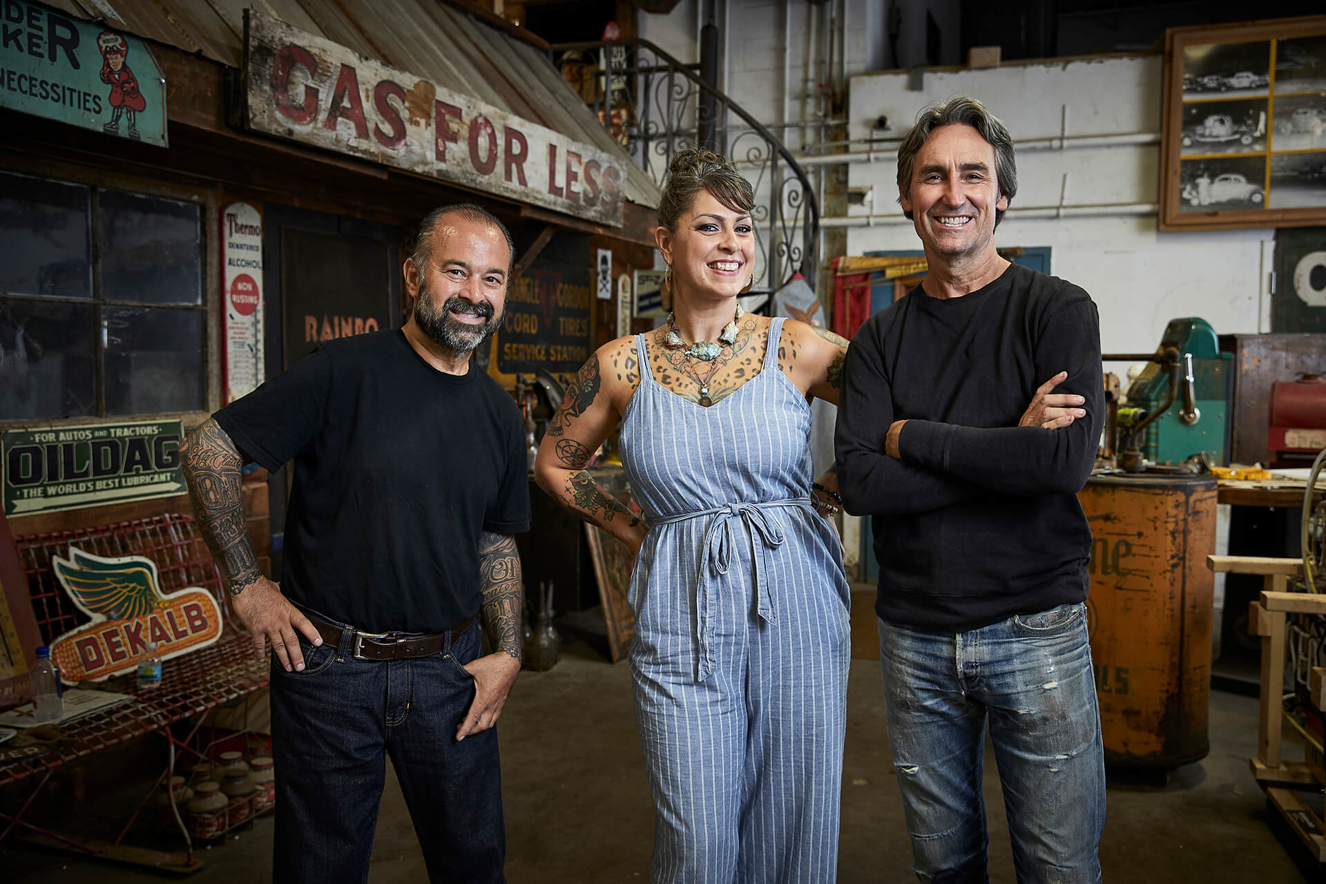 American Pickers Coming to Cherokee County Spring 2021