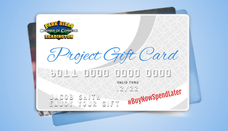 Project Gift Card Web Graphic