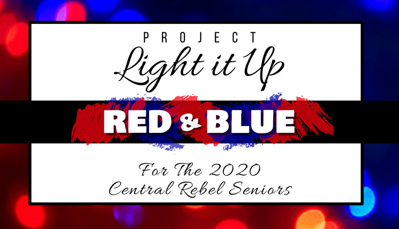 Project Light it Up Red Blue Web Graphic