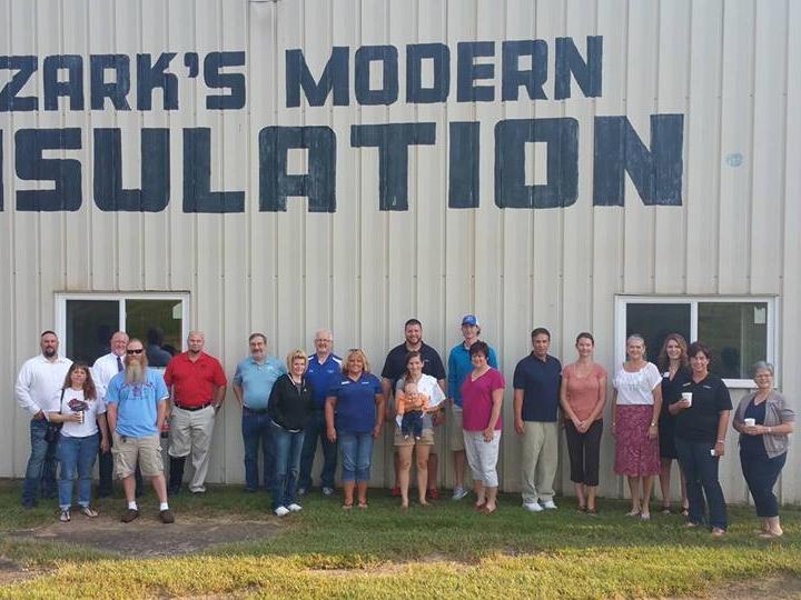 2015 - Ozark's Modern Insulation