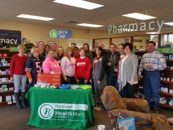 2016 - Parkland Health Mart Pharmacy