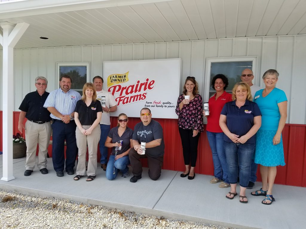 2017 - Prairie Farms Dairy