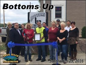 Bottoms Up Bar & Grill