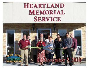 Heartland Memorial Service