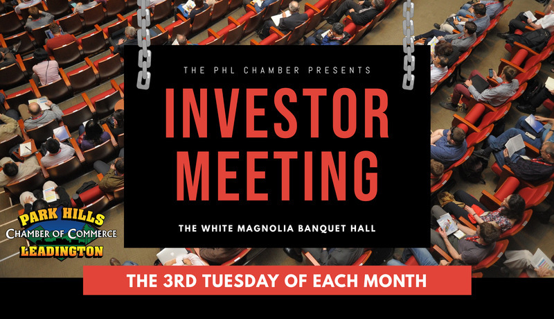 Investor Meeting Email Logo
