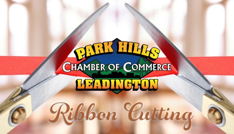 Ribbon Cutting Newsletter Logo