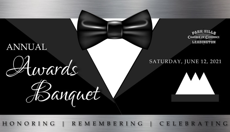 Awards Banquet 2021 Website Graphic