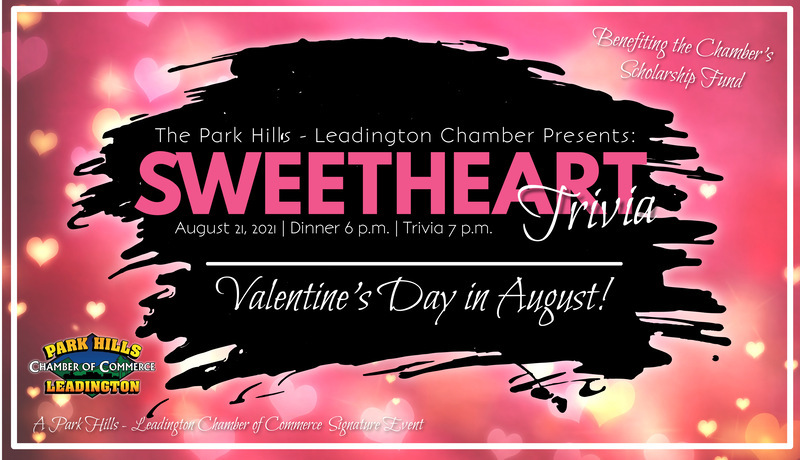 Sweetheart Trivia Website Graphic