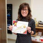 Jill Patton - 3rd Quarter Acclaimed Ambassador 2020