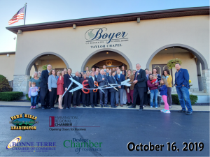 CZ Boyer and Son Funeral Homes