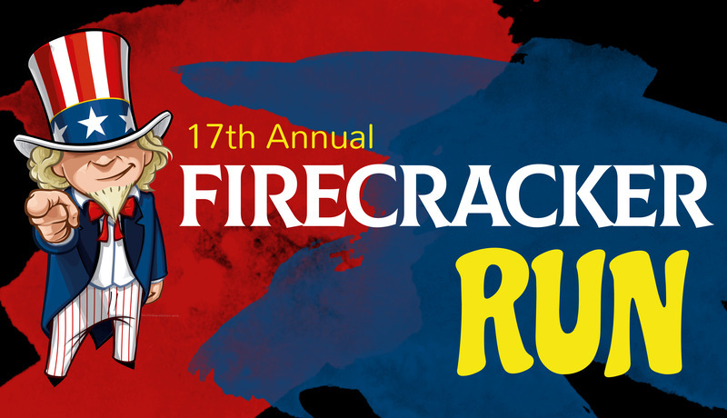 Firecracker Run 2021 Website Graphic