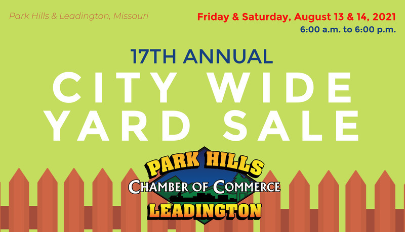 City Wide Yard Sale Map Website Graphic