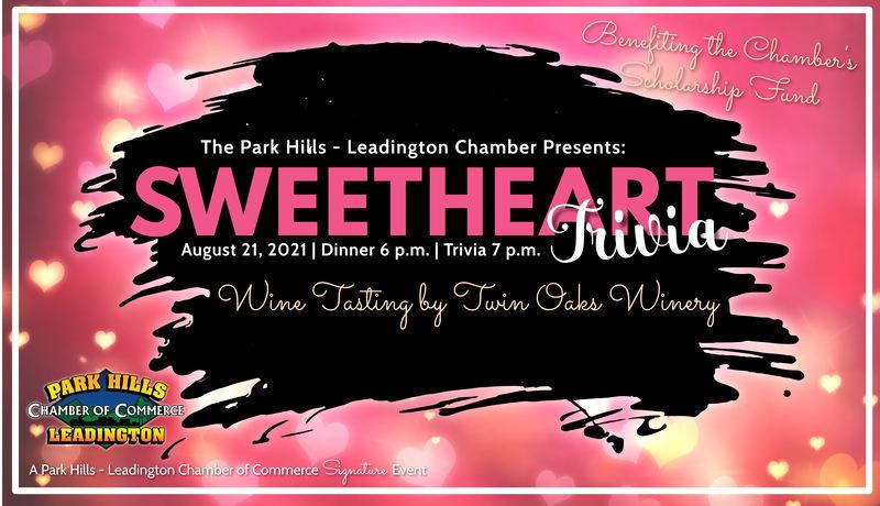 Sweetheart Trivia Website Graphic