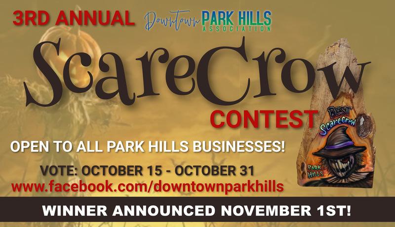 Scarecrow Contest 2021 - NewletterWebsite Graphic