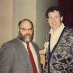 Michael Stiffler, Jay Wilkerson 1990 Student Chapter of the Year for 1990