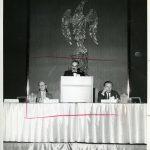 Plenary: Davis B. McCarn, Lucio Chiaraviglio (speaking), John C. Gray