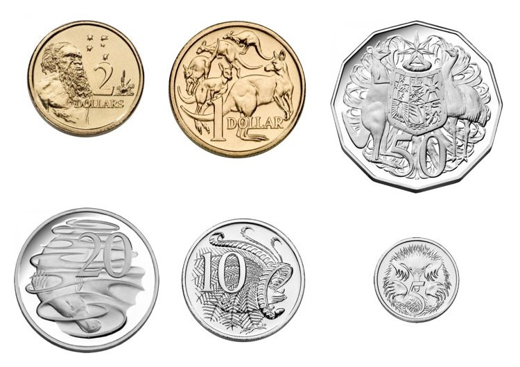 aud-coins