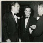 Senator Hubert Humphrey, Julius Cahn