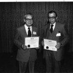Bernard Dennis, Raymond Jensen