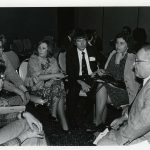 Herb White (far right) at SIG MGT (Management) meeting