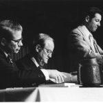Orville Freeman, Senator Hubert H. Humphrey, Mel Day