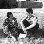 Ruth Tighe, Charles (Chuck) Davis