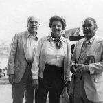 Ben Davis, Ruth Davis, Joseph Coyne
