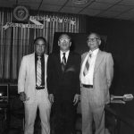 Joseph Coyne, Phil Abelson, Andrew Aines