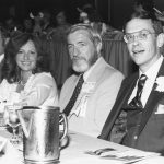 Bill Berger (Mary's husband), Mary Berger, Frank Slater, Edward John Kazlauskas