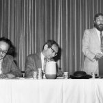 Gene Garfield, Tony Oettinger, Edwin Parker