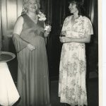 Joe Ann Clifton, Mary Berger