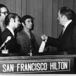 Senator Hubert Humphrey