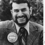 Carlos Cuadra Receiving the 1968 Award of Merit