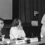 Don Simpson, Patti Llewellan, Signe Larson