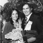 Herbert Landau and his wife Awards Banquet