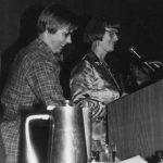 Audrey Grosch, Peg Fischer